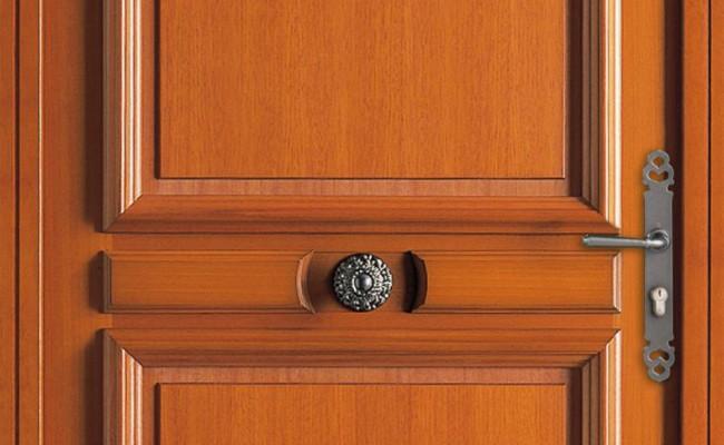 porte d 39 entr e bois porte en bois sur mesure. Black Bedroom Furniture Sets. Home Design Ideas