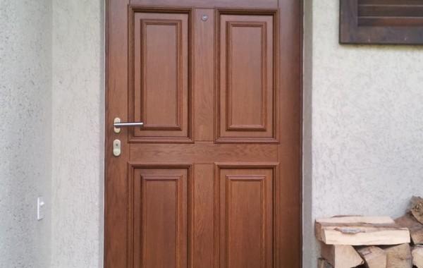 Portes pvc alu bois masters menuisiers dans le var for Porte d entree bois prix