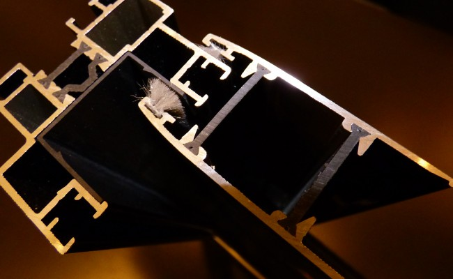 Rupture de pont Thermique sur Menuiserie Aluminium