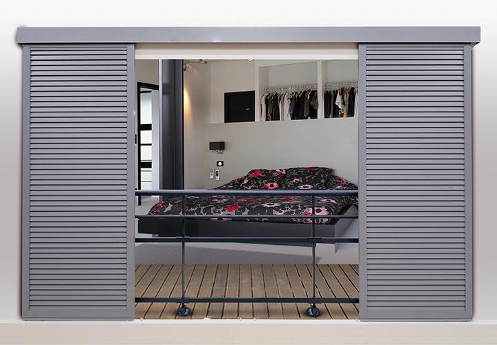 volet coulissant les masters menuisiers entreprise de. Black Bedroom Furniture Sets. Home Design Ideas