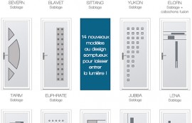 Porte d'Entrée PVC – Porte Entrée PVC