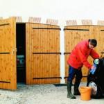 porte de garage manuelle toulon