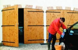 Portes manuelles