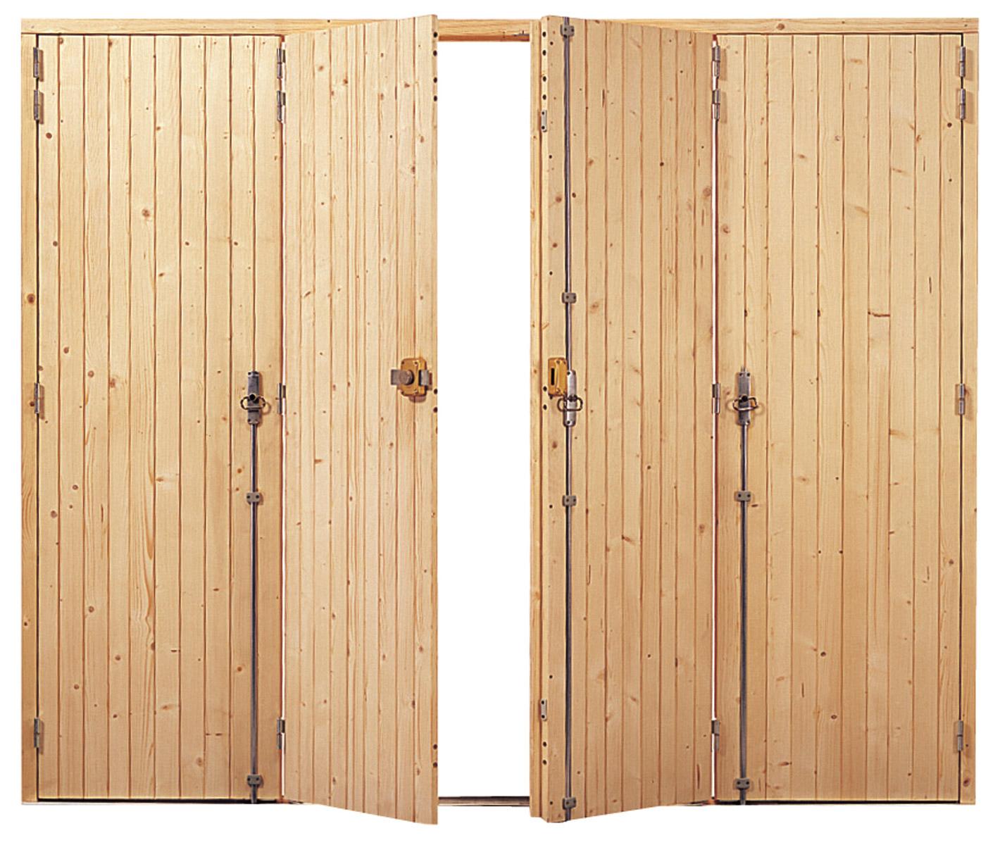 Volets persiennes masters menuisiers var paca 83les for Portes de service en bois