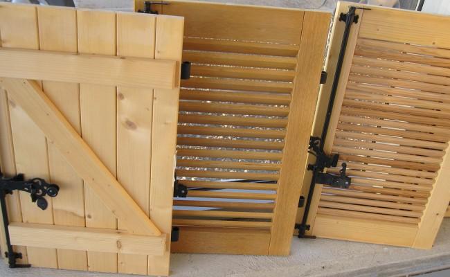 volet bois volets battants bois. Black Bedroom Furniture Sets. Home Design Ideas